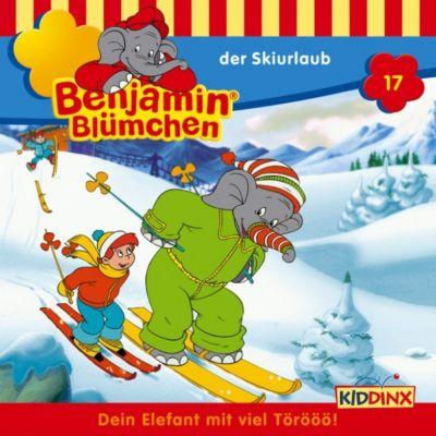 Benjamin Blümchen: Benjamin Blümchen - Der Skiurlaub, Elfie Donnelly
