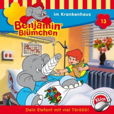 Benjamin Blümchen: Benjamin Blümchen - …im Krankenhaus, Elfie Donnelly