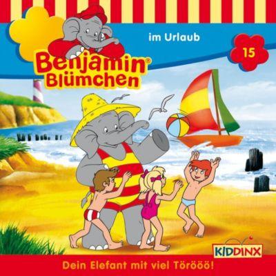 Benjamin Blümchen: Benjamin Blümchen - … im Urlaub, Elfie Donnelly