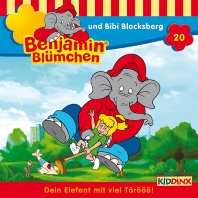 Benjamin Blümchen: Benjamin Blümchen - ... und Bibi Blocksberg, Elfie Donnelly