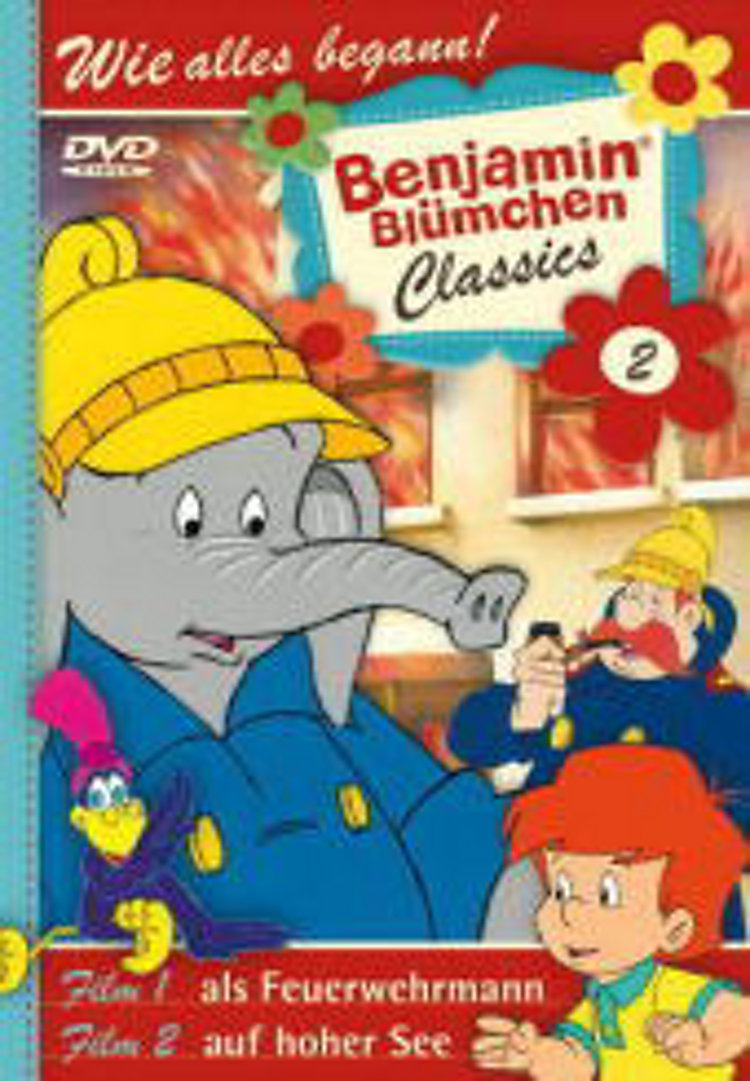 Benjamin Blümchen Classics
