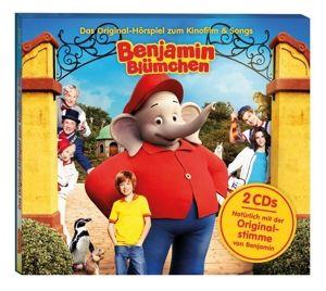 Benjamin Blümchen - Das Original-Hörspiel zum Kinofilm & Songs, 2 Audio-CD -  pdf epub