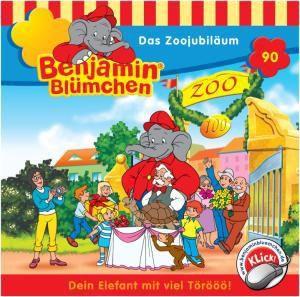 Benjamin Blümchen - Das Zoojubiläum, Benjamin Blümchen