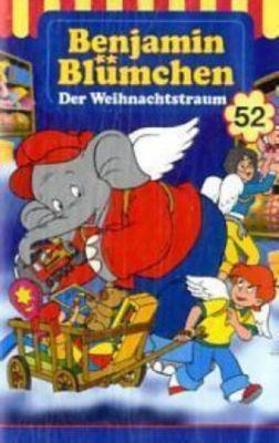 Benjamin Blümchen - Der Weihnachtstraum, 1 Cassette, Elfie Donnelly