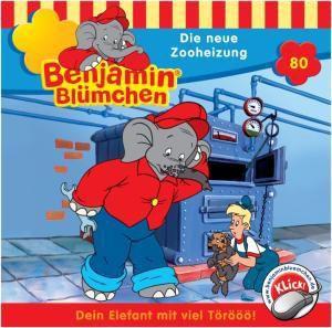 Benjamin Blümchen - Die neue Zooheizung, Benjamin Bluemchen