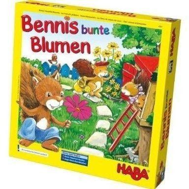 Bennis bunte Blumen (Kinderspiel)