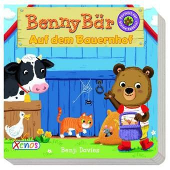 Benny Bär - Auf dem Bauernhof, Benji Davies