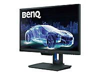 BENQ PD2500Q 63,50cm 25Zoll Wide LED Display WQHD 2560 x 1440 16:9 20 Mio:1 350 cd/m 4ms HDMI DP 4x USB 2x 2 Watt TCO 7.0 schwarz - Produktdetailbild 2