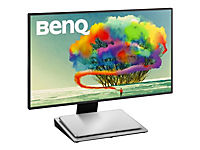 BenQ PD2710QC 27inch LED Wide TFT IPS 2560x1440 16:9 1000:1 350cd 5ms DP HDMI 1xUSB C 4xUSB 3.1 Pivot VESA black - Produktdetailbild 1