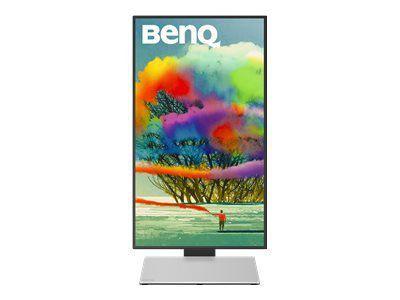 BenQ PD2710QC 27inch LED Wide TFT IPS 2560x1440 16:9 1000:1 350cd 5ms DP HDMI 1xUSB C 4xUSB 3.1 Pivot VESA black