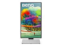 BenQ PD2710QC 27inch LED Wide TFT IPS 2560x1440 16:9 1000:1 350cd 5ms DP HDMI 1xUSB C 4xUSB 3.1 Pivot VESA black - Produktdetailbild 3