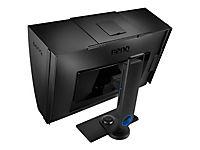 BENQ SW2700PT 68,58cm 27Zoll Wide TFT IPS-Panel 2.560x1.440 QHD 2xUSB DP1.2 16:9 20Mio:1 350cd 5ms HDMI Pivot HeightAdj.VESA schwarz - Produktdetailbild 4