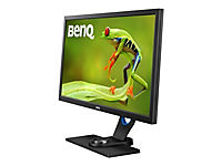 BENQ SW2700PT 68,58cm 27Zoll Wide TFT IPS-Panel 2.560x1.440 QHD 2xUSB DP1.2 16:9 20Mio:1 350cd 5ms HDMI Pivot HeightAdj.VESA schwarz - Produktdetailbild 7