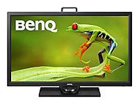 BENQ SW2700PT 68,58cm 27Zoll Wide TFT IPS-Panel 2.560x1.440 QHD 2xUSB DP1.2 16:9 20Mio:1 350cd 5ms HDMI Pivot HeightAdj.VESA schwarz - Produktdetailbild 12