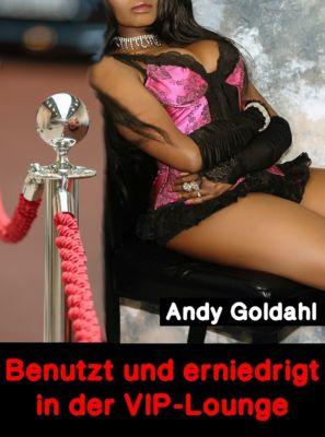 Benutzt und erniedrigt in der VIP-Lounge, Andy Goldahl