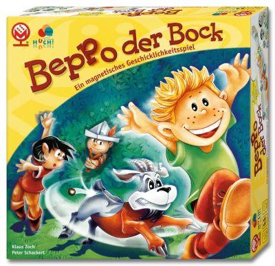 Beppo der Bock, Kinderspiel des Jahres 2007!