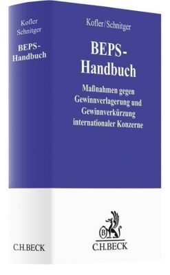 BEPS-Handbuch -  pdf epub