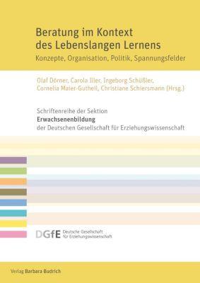 Beratung im Kontext des Lebenslangen Lernens - Christoph Damm pdf epub