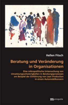Beratung und Veränderung in Organisationen, Hellen Fitsch