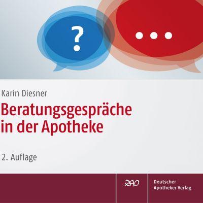 Beratungsgespräche in der Apotheke, Karin Diesner