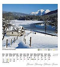Berchtesgaden Königssee Postkartenkalender 2019 - Produktdetailbild 3