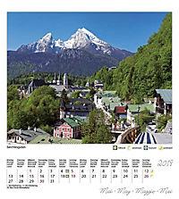 Berchtesgaden Königssee Postkartenkalender 2019 - Produktdetailbild 6