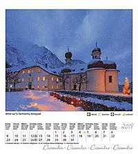 Berchtesgaden Königssee Postkartenkalender 2019 - Produktdetailbild 13