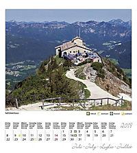 Berchtesgaden Königssee Postkartenkalender 2019 - Produktdetailbild 8