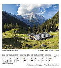 Berchtesgaden Königssee Postkartenkalender 2019 - Produktdetailbild 11