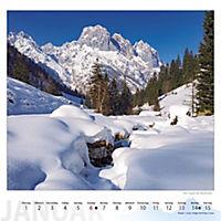 Berchtesgadener Bergsteigerkalender 2019 - Produktdetailbild 1