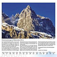Berchtesgadener Bergsteigerkalender 2019 - Produktdetailbild 2