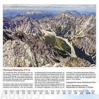 Berchtesgadener Bergsteigerkalender 2019 - Produktdetailbild 16