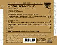 Berg:Klavierkonzert/Sinfonie 4 - Produktdetailbild 1