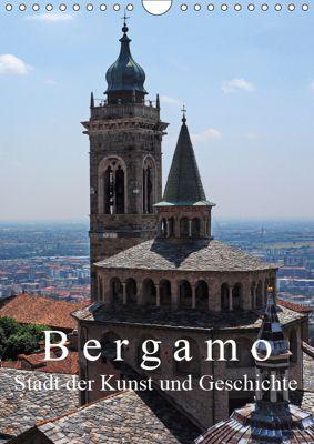 Bergamo (Wandkalender 2019 DIN A4 hoch), Walter J. Richtsteig