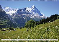 Bergblicke der Schweiz (Wandkalender 2019 DIN A2 quer) - Produktdetailbild 6