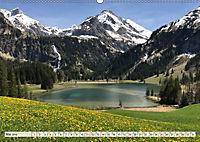 Bergblicke der Schweiz (Wandkalender 2019 DIN A2 quer) - Produktdetailbild 5