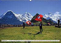 Bergblicke der Schweiz (Wandkalender 2019 DIN A2 quer) - Produktdetailbild 8