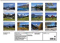 Bergblicke der Schweiz (Wandkalender 2019 DIN A2 quer) - Produktdetailbild 13