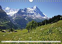 Bergblicke der Schweiz (Wandkalender 2019 DIN A4 quer) - Produktdetailbild 6