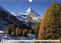 Bergblicke der Schweiz (Wandkalender 2019 DIN A4 quer) - Produktdetailbild 11