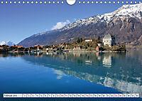 Bergblicke der Schweiz (Wandkalender 2019 DIN A4 quer) - Produktdetailbild 2