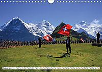 Bergblicke der Schweiz (Wandkalender 2019 DIN A4 quer) - Produktdetailbild 8