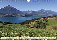 Bergblicke der Schweiz (Wandkalender 2019 DIN A4 quer) - Produktdetailbild 7