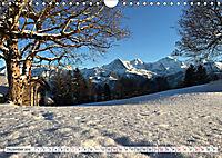 Bergblicke der Schweiz (Wandkalender 2019 DIN A4 quer) - Produktdetailbild 12