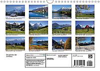 Bergblicke der Schweiz (Wandkalender 2019 DIN A4 quer) - Produktdetailbild 13
