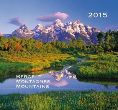 Berge 2012; Montagnes; Mountains