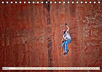 Bergsteigen und Klettern (Tischkalender 2019 DIN A5 quer) - Produktdetailbild 5