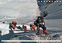 Bergsteigen und Klettern (Tischkalender 2019 DIN A5 quer) - Produktdetailbild 1