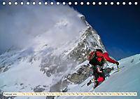 Bergsteigen und Klettern (Tischkalender 2019 DIN A5 quer) - Produktdetailbild 2