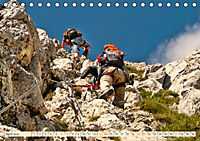 Bergsteigen und Klettern (Tischkalender 2019 DIN A5 quer) - Produktdetailbild 4